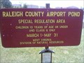 Image for Raleigh County Airport Pond