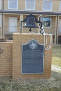Image for First Methodist Church Bell -- Goldthwaite TX