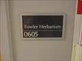 Image for The Fowler Herbarium - Queen's University - Kingston, Ontario