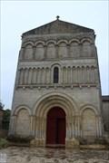 Image for Église Saint-Jean-Baptiste - Bourg-Charente, France
