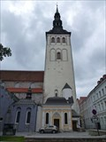 Image for St. Nicholas' Church Bell Tower - Tallinn, Estonia