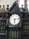 Image for Clock in Estación de Toledo - Toledo - Spain
