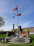 Image for The Kingston Woolen Mill Nautical Flag Pole