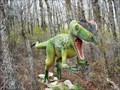 Image for Dilophosaurus at Eccles Dinosaur Park - Ogden, Utah USA