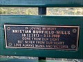 Image for Kristian Burfield-Mills, bench - Balmoral, NSW, Australia