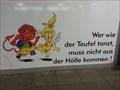 Image for 'Dancing like the Devil' - Stuttgart, Germany, BW