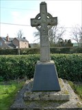 Image for Memorial Cross - St John the Baptist - South Croxton, Leicestershire
