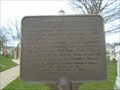 Image for Trinity Sign of History - lambeth, Ontario