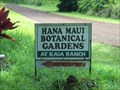Image for Hana Maui Botanical Gardens - Hana, Hawaii