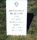 Image for Anthony Clement McAuliffe - Arlington VA