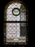 Image for Molière Stained Glass Window - Springfield, MA