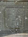 Image for Blason de Tours - Fontaine Monument aux morts américains - Tours, France
