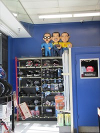 Pep Boys Location in Store, Pasadena, CA