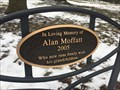 Image for Alan Moffatt Bench - Stratford, ON