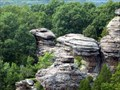 Image for Camel Rock - Garden of the gods, IL