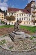 Image for J.V. Goethe, Mariánské Lázne, Czech Republic