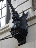 Image for Fairmont Olympic Hotel Gargoyles - Seattle, WA