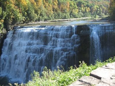 Bon Echo visited Middle Falls - Letchworth State Park