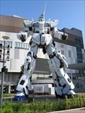 Image for Mobile Suit Gundam Statue - Tokyo, Japan