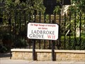 Image for 'Ghosts of Ladbroke Grove' by Killing Joke - Ladbroke Grove, London, UK