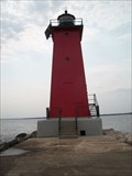 Image for Manistique East Breakwater Light