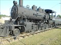 Image for Baldwin Steam Locomotive 227 - Broken Bow, OK