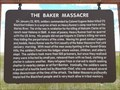Image for The Baker Massacre - Shelby, MT