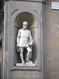 Image for Benvenuto Cellini - Florence, Italy