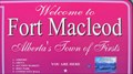 Image for Alberta's Town of Firsts - Fort MacLeod, AB
