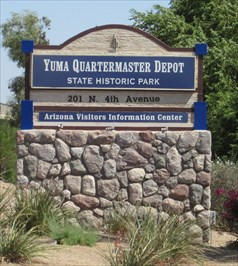 yuma quartermaster s depot state historic park yuma az