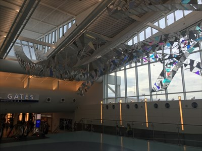 Sky Bridges, Angle, JAX Airport