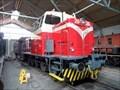Image for VR Dv16 Class diesel locomotive #2026 - Finnish Railway Museum, Hyvinkää, Finland