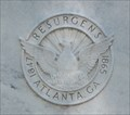 Image for Phoenix Rising from the Ashes -- Atlanta City Hall, Atlanta GA