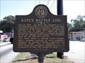 Image for Bate's Battle Line - GHM 044-47 – DeKalb Co., GA.