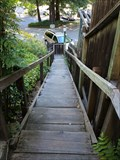 Image for Wooden Stairs - Saratoga, CA