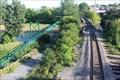 Image for Saranac River Pedestrian Bridge - Plattsburgh, NY