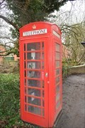 Image for Red Phone Box - Henley in Arden, Warwickshire, B95 6AF