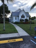 Image for OLDEST - Church in Martin County,Florida,USA