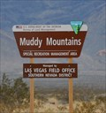 Image for Muddy Mountains Special Recreation Management Area