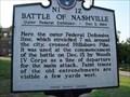 Image for Battle of Nashville N 1 12