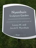 Image for Nyenhuis Sculpture Garden - Holland, Michigan USA