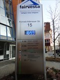 Image for Time, Date & Temp Konrad-Adenauer-Straße Tübingen, Germany, BW
