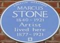Image for Marcus Stone - Melbury Road, London, UK