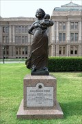 Image for Texas Pioneer Woman - State Capitol - Austin, TX