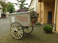 Image for Coach outside the Kutschenmuseum Rheinbach - Nordrhein-Westfalen / Germany