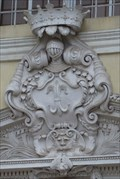 Image for Coat of Arms - Church of St. Peter and St. Paul - Vilnius, Lithuania