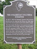 Image for The Steamboat Columbia Disaster