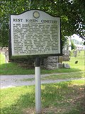 Image for Rest Haven Cemetery - Williamson County Historical Society