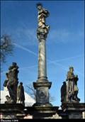 Image for Marian Column / Mariánský sloup - Zásmuky (Central Bohemia)