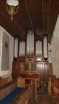 Image for Church Organ - St Colanus - Colan, Cornwall